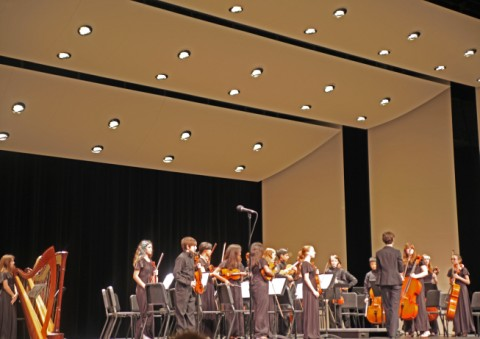 westlake high school center for the performing arts hill country middle school orchestra rachel horwitz austin