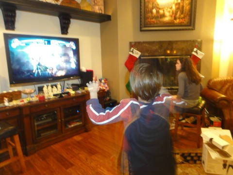 xbox kinect calorie burning for christmas feast