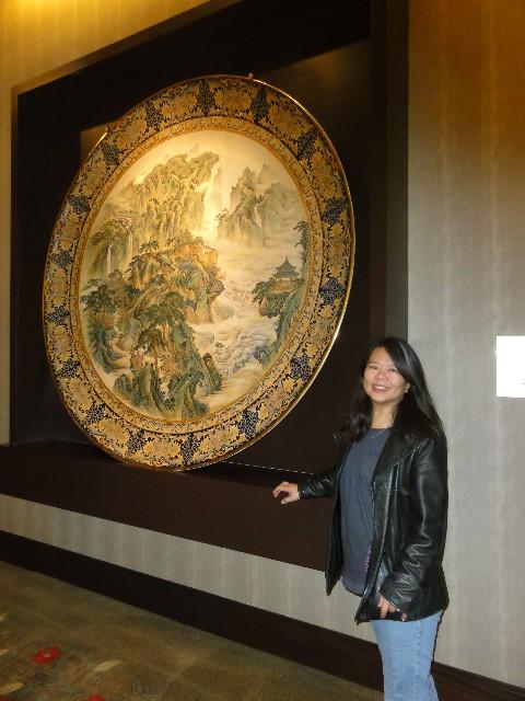 asian art collection anatole dallas hilton