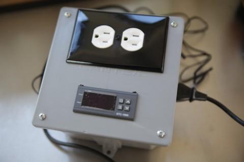 stc-1000 microcoputer temperature controller sous vide