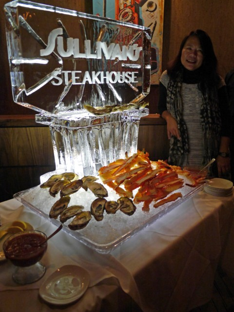 sullivan's steakhouse reopening party sullivans austin