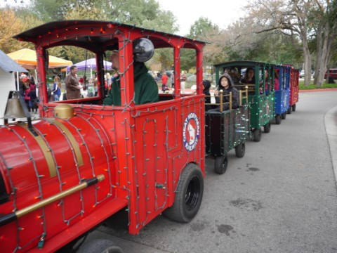 tiny train west lake hills chamber of commerce tx