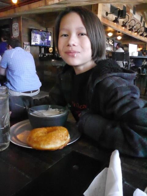 gourdough's austin grandma's chicken dumpling soup