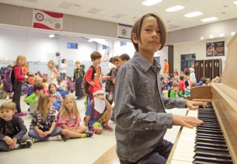 piano recital eanes elementary west lake hills austin tx
