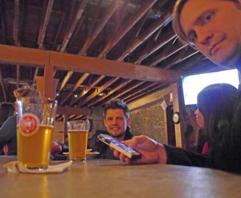 strangeway's dallas beer