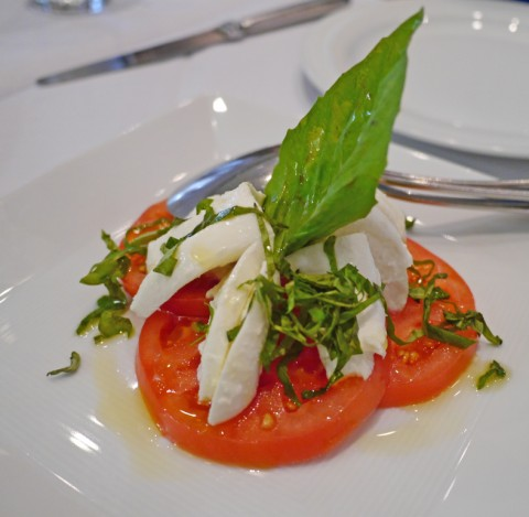 tomato buffalo mozzarella basil italian pomodoro dallas