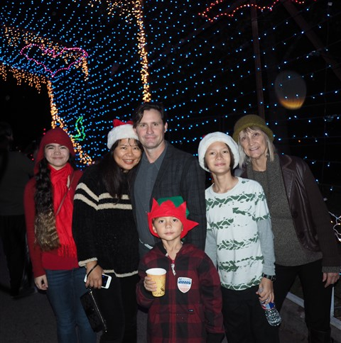 schuster zilker trail of lights austin 2014
