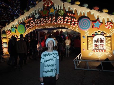 candyland zilker austin trail of lights