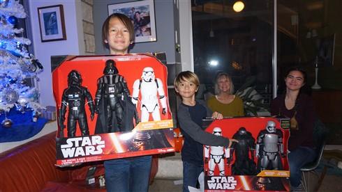 star wars christmas 2015