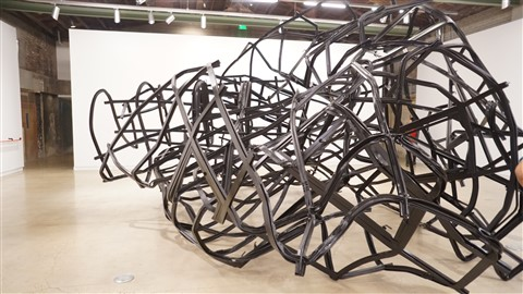 Monika Sosnowska: Habitat Austin
