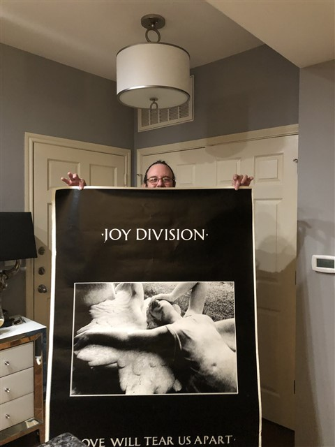 joy division love will tear us apart poster bill's records