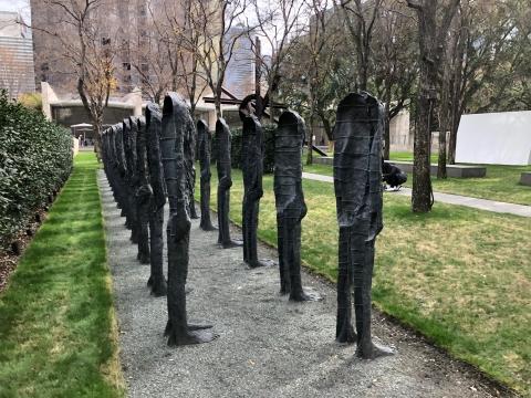 nasher dallas art sculpture