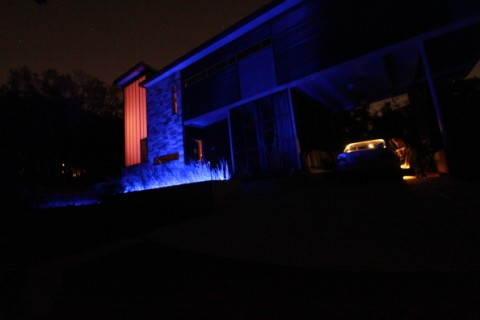 austin modhouse at night