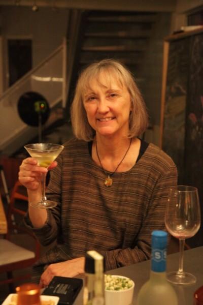 martini mom