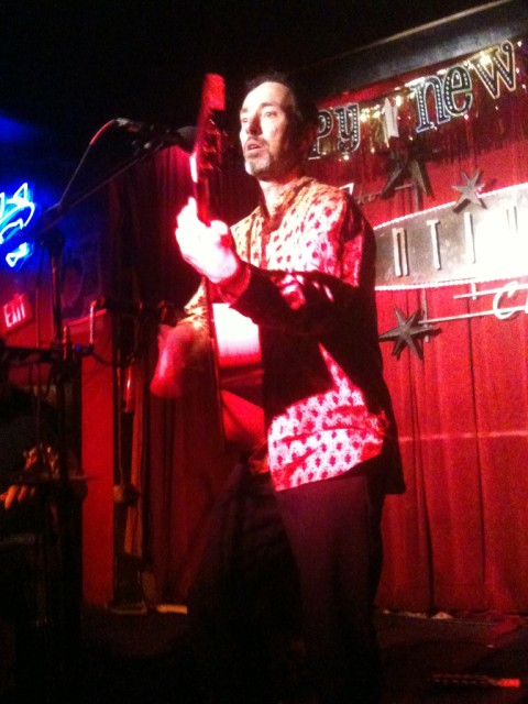 jonathan richman at the continental club