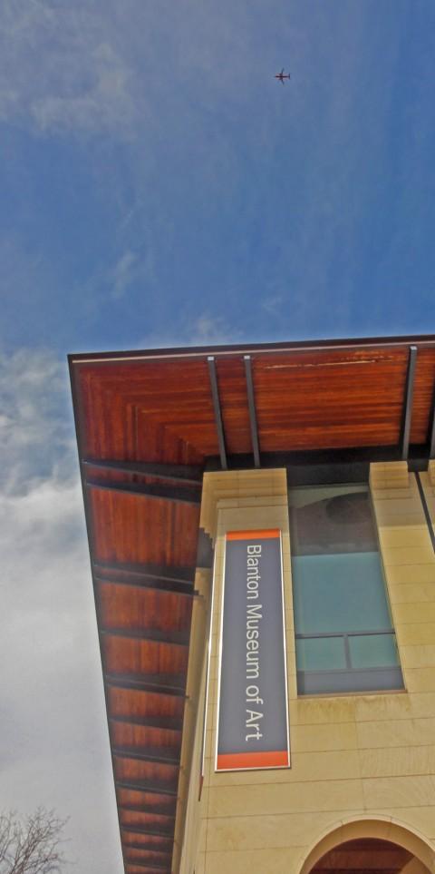 blanton museum of art UT campus austin texas