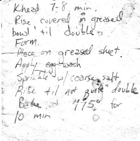 found pretzel recipe page 2