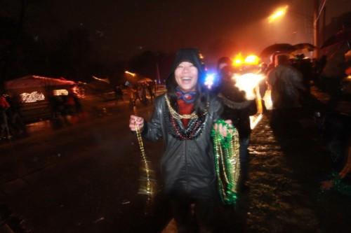 gemini parade in the rain mardi gras 2012