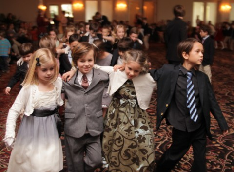country and western dancing at the austin cotillion