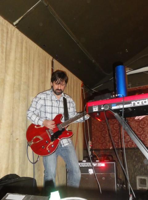 king air at scoot in bill baldwin guitar
