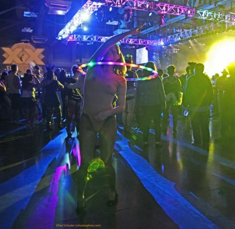 austin carnaval 2013 hula hoop girls