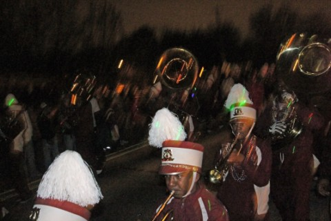 marching band shreveport mardi gras gemini