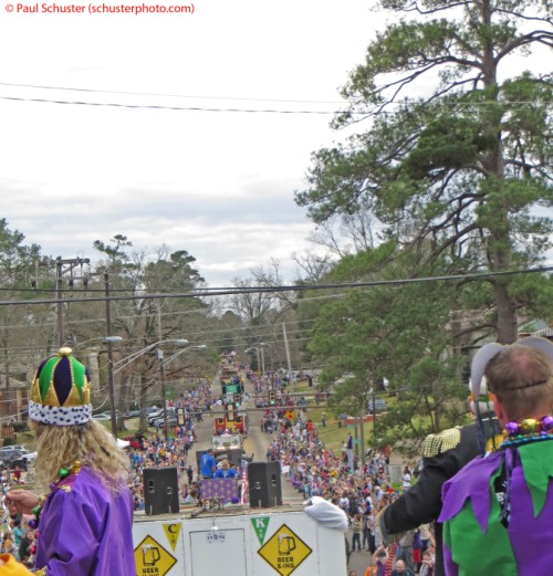 highland parade shreveport louisiana mardi gras