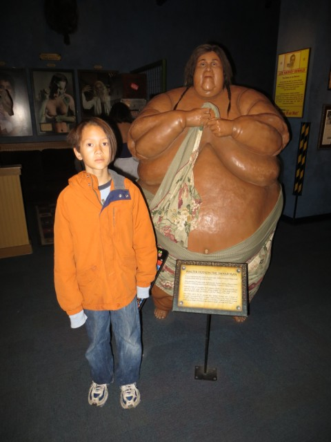 fattest man in the world san antonio ripley's believe it or not