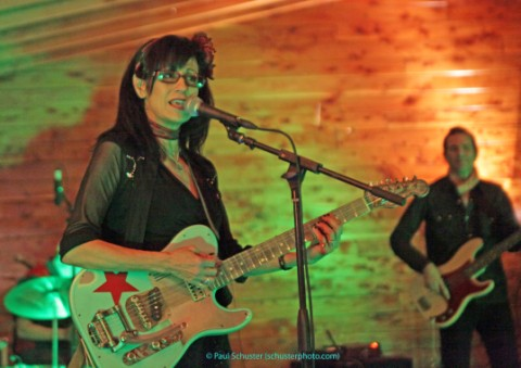 rosie flores rockabilly austin music map party scoot inn tx