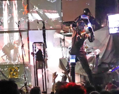 skinny puppy dallas 2014 granada