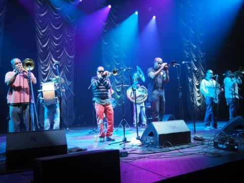 rebirth brass band from new orleans at acl live moody theater austin
