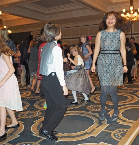 jump dance cotillion 2014 austin