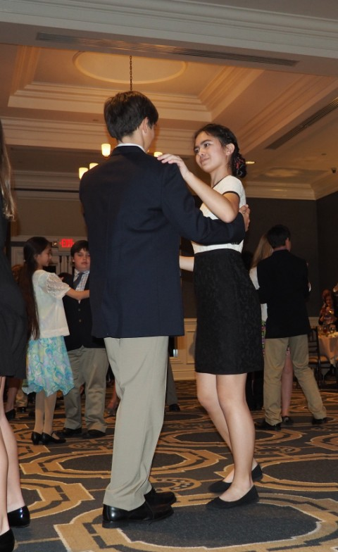 austin junior assembly 2014 cotillion teen dance
