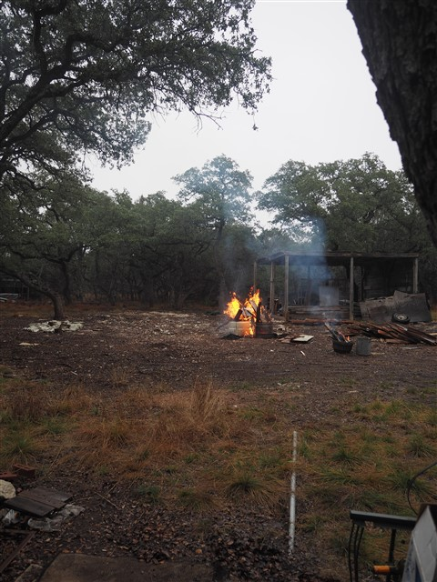 wimberley blanco river rapids fire