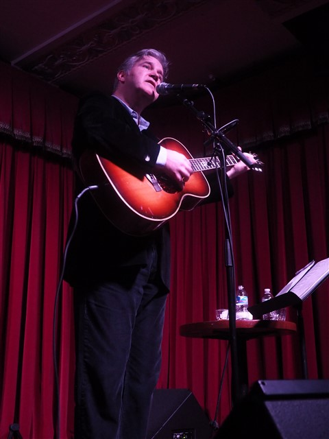 Lloyd Cole 2015 tour TX