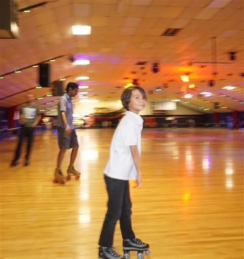 austin playland skate center rink
