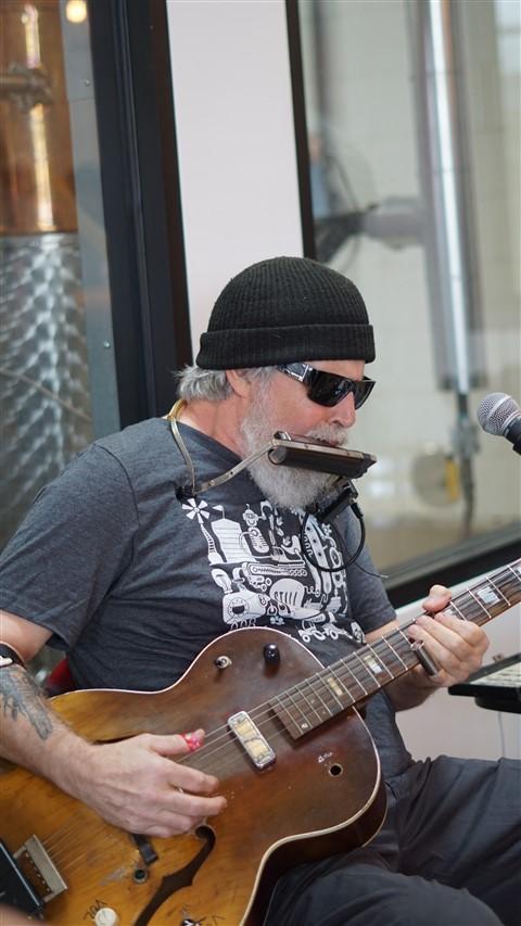 paul oscher blues musician austin tx