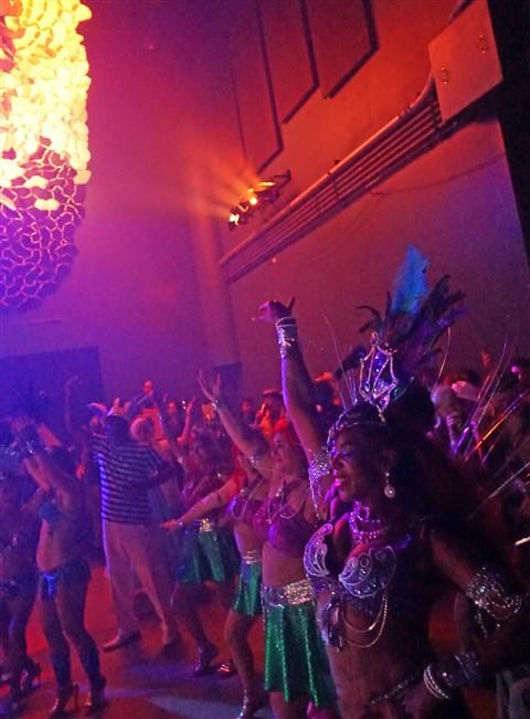 austin samba school carnaval 2019