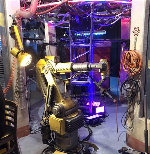 alita robot