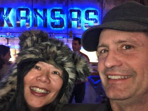 Alita Experience Kansas Bar Austin Cyborg Beer