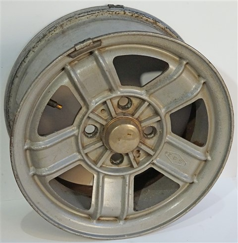 FPS BMW 2002tii italy wheel F.P.S. vintage