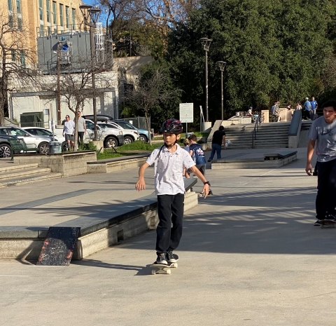 skate park austin central