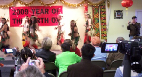 hula in the year of the ox