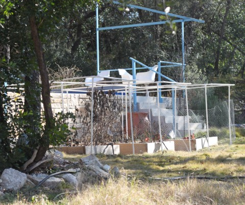 pvc tomato cage