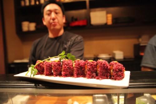 sushi at imperia