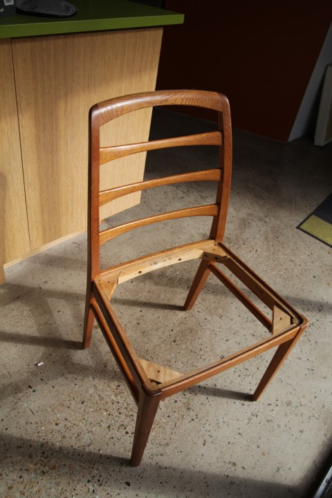 bertil fridhagen rib chair 1962