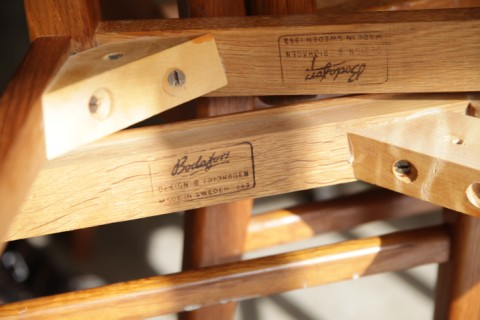 Bodafors furniture made in sweden