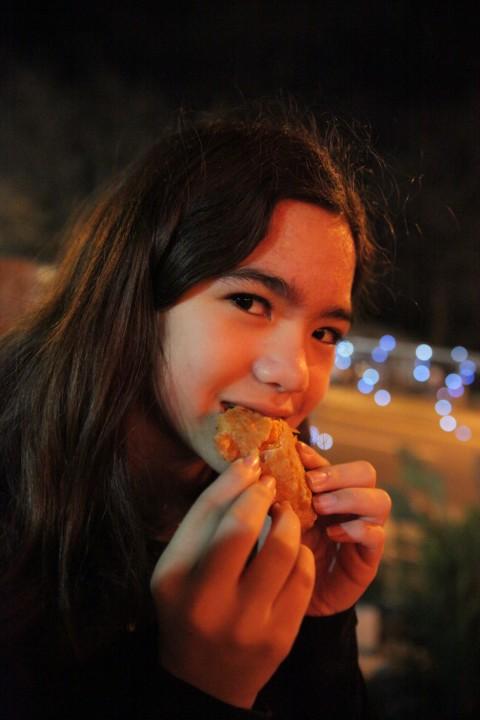empanada smile