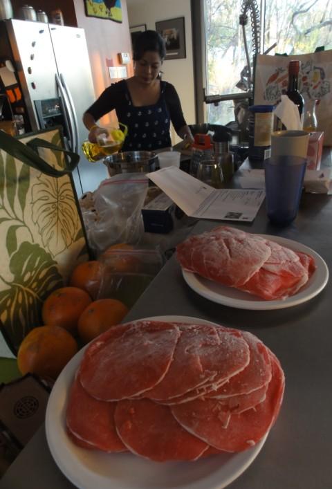 nabemono shabu shabu meat