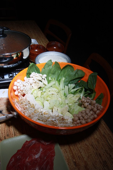 nabe nabemono shabu shabu ingredients